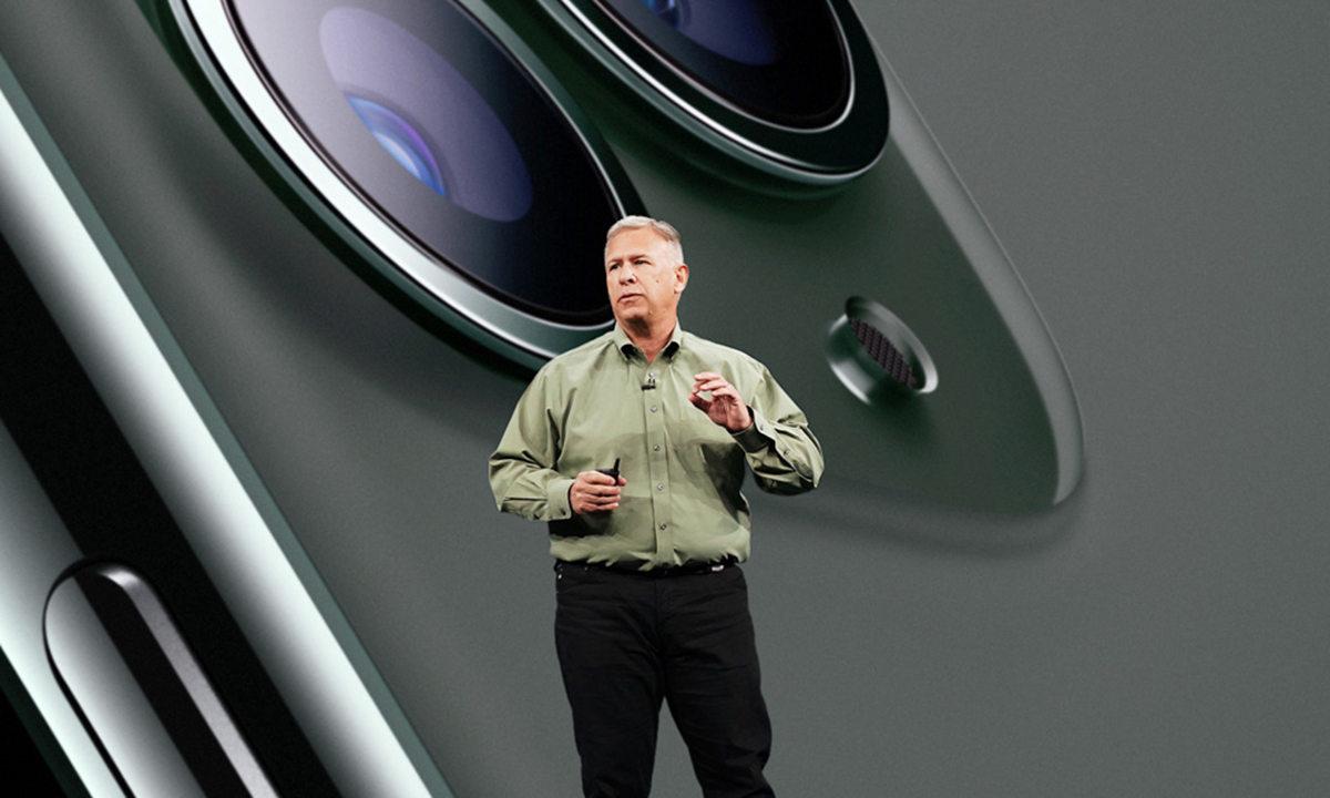 Apple releva aPhil Schiller como jefe de marketing 28