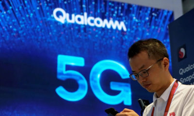 Qualcomm 5G Huawei