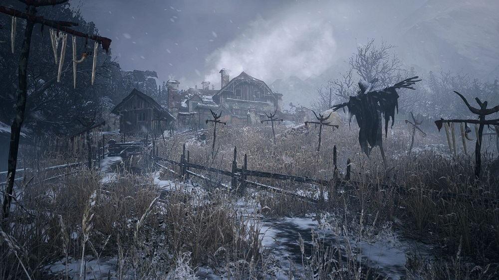 PS5 tiene problemas de rendimiento: no puede mantener 1080p y 60 FPS en Resident Evil Village 33