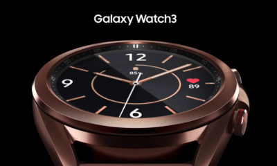 Samsung Galaxy Watch 3 Unpacked 2020