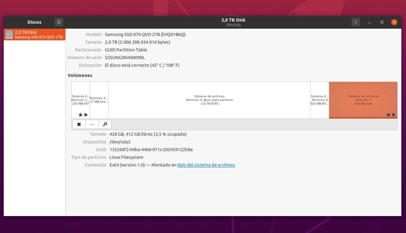 Samsung SSD 870 QVO, máxima capacidad y rendimiento SATA 50