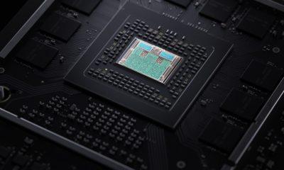 Así es el SoC de Xbox Series X, un chip muy potente que apuesta por el renderizado híbrido 81