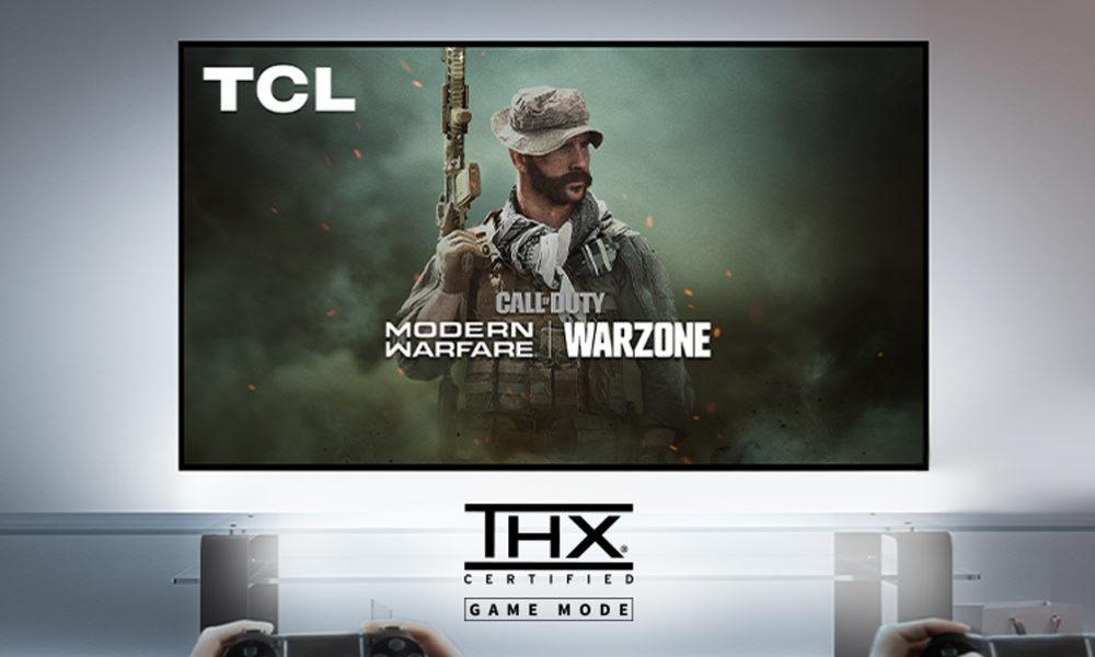 TCL 6-Series THX Game Mode