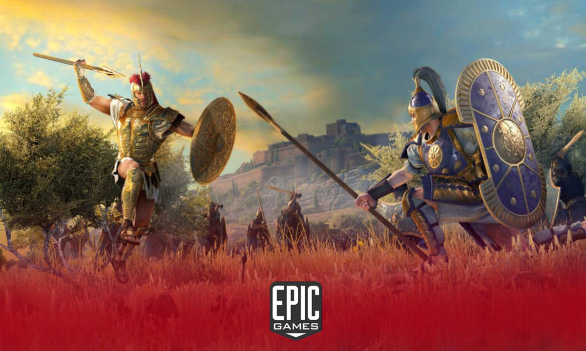 Total War Saga Troy Gratis Epic Games Store