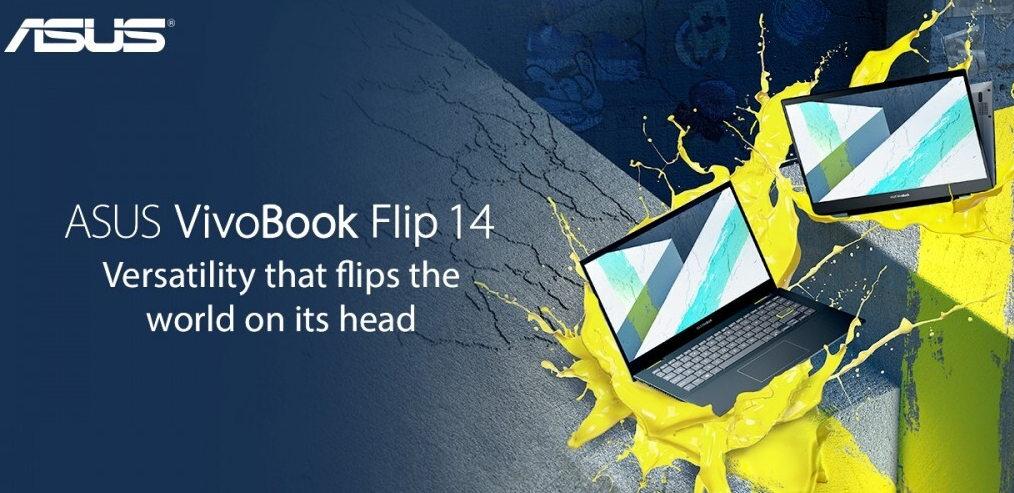 VivoBook Flip 14