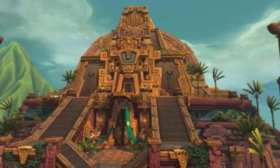 World of Warcraft Shadowlands utiliza sombras generadas mediante trazado de rayos, ¿pero merece la pena? 41