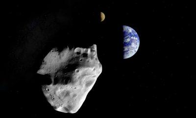 2011 ES4: otro asteroide que no colisionará con la Tierra