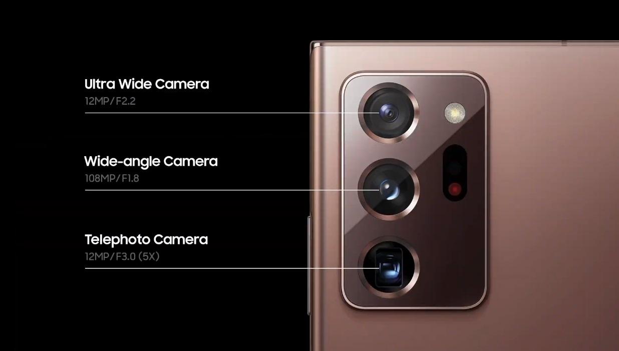 Samsung presenta los Galaxy Note 20 y Galaxy Note 20 Ultra, especificaciones y precios 34