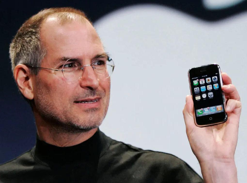 contrato del iPhone