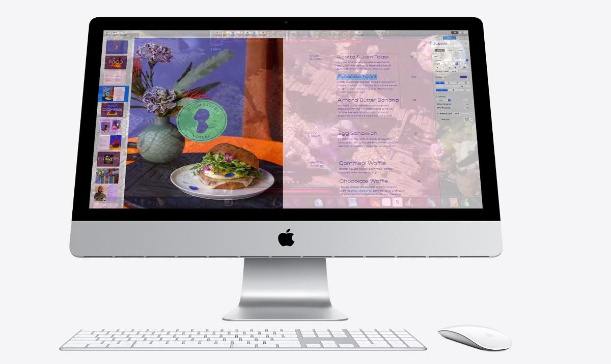 """Nuevos iMac 2020 de 27"""""""
