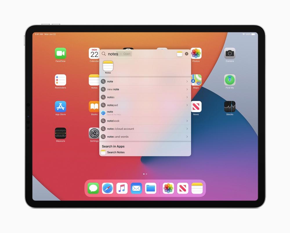 Y en breve, iPadOS 14