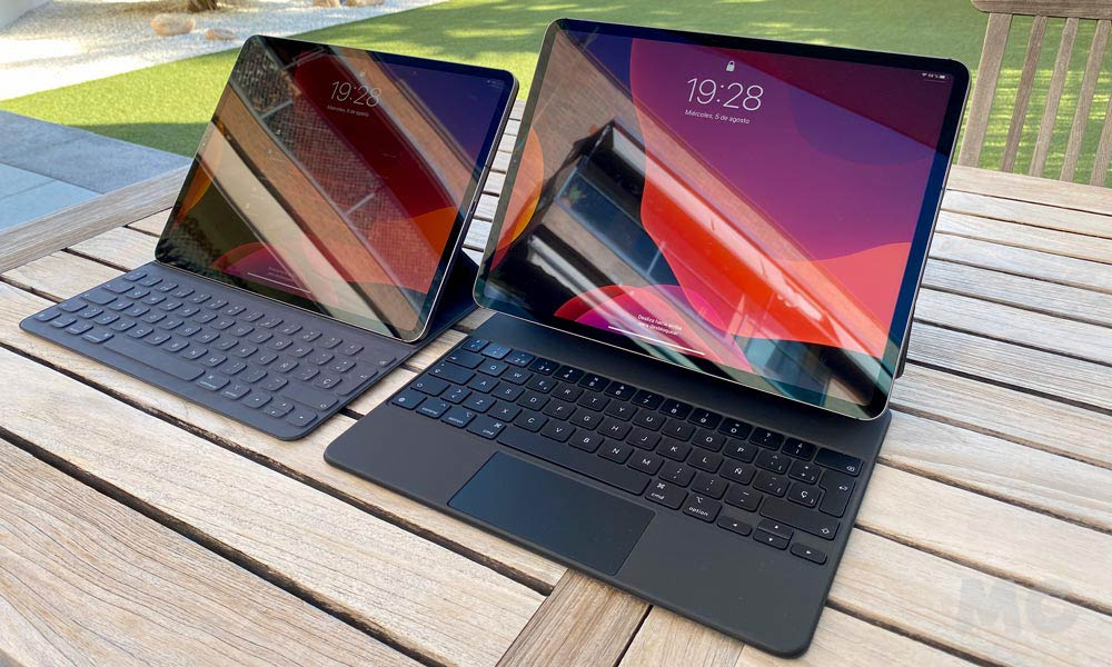 Apple iPad Pro 2020 y Magic Keyboard, análisis: la pareja perfecta