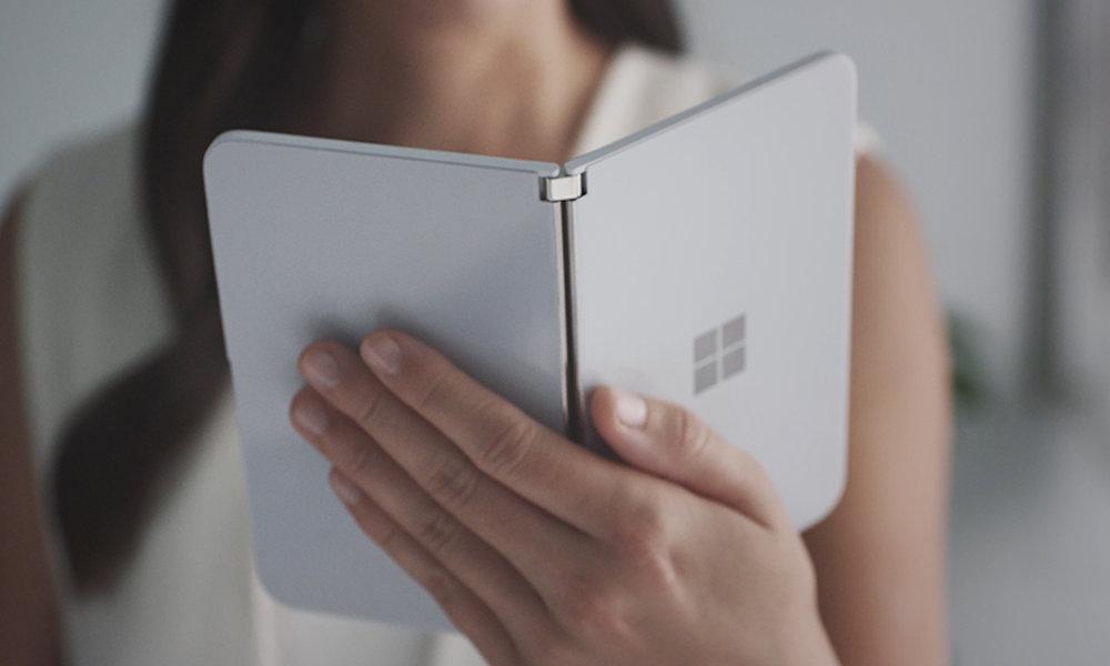 imágenes del Surface Duo