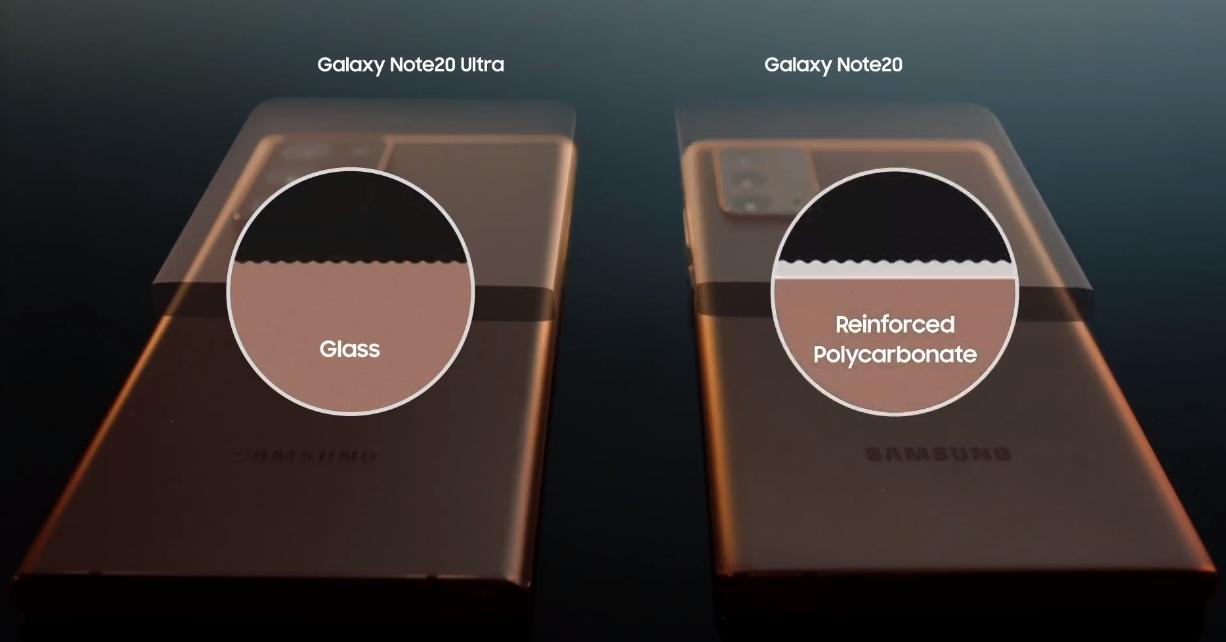 Samsung presenta los Galaxy Note 20 y Galaxy Note 20 Ultra, especificaciones y precios 28