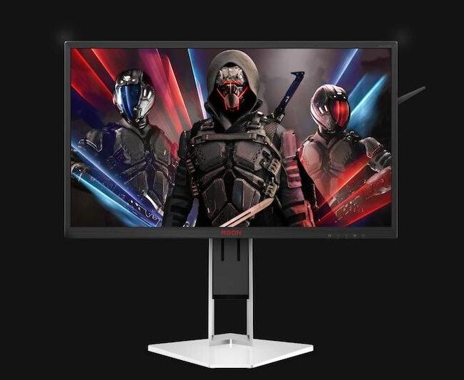 AOC amplía su gama de monitores AGON 34