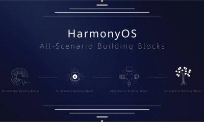 primer smartphone Huawei con HarmonyOS portada