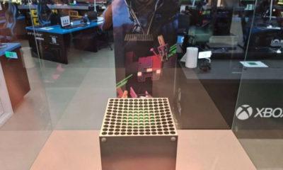 prototipo de Xbox Series X