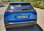 Peugeot e-2008, inexorable 119