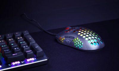 Trust presenta sus nuevos ratones RGB con botones programables 42