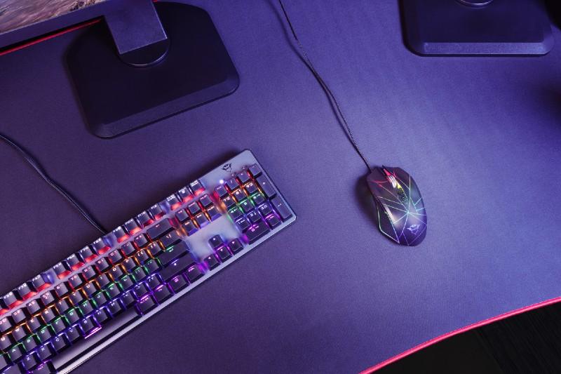 Trust presenta sus nuevos ratones RGB con botones programables 29