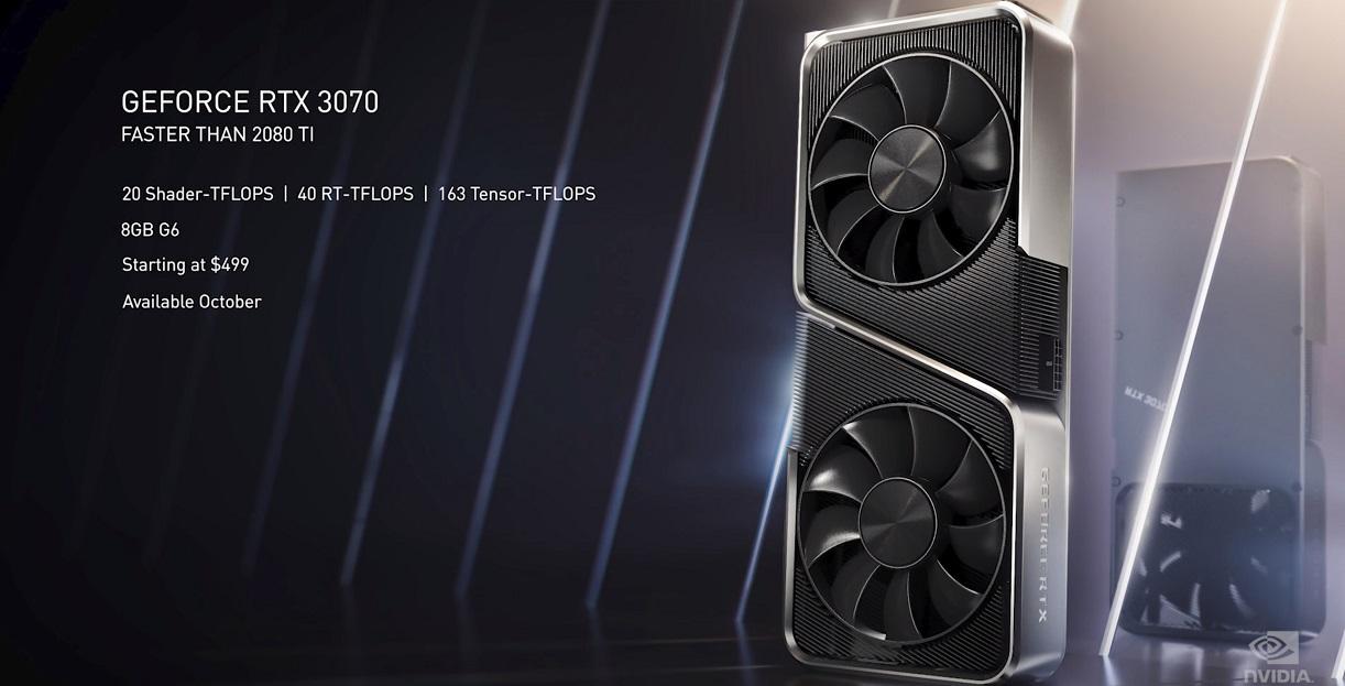 NVIDIA Ampere, trazado de rayos y resolución 8K se dan la mano en uno de los mayores saltos generacionales de la historia 61