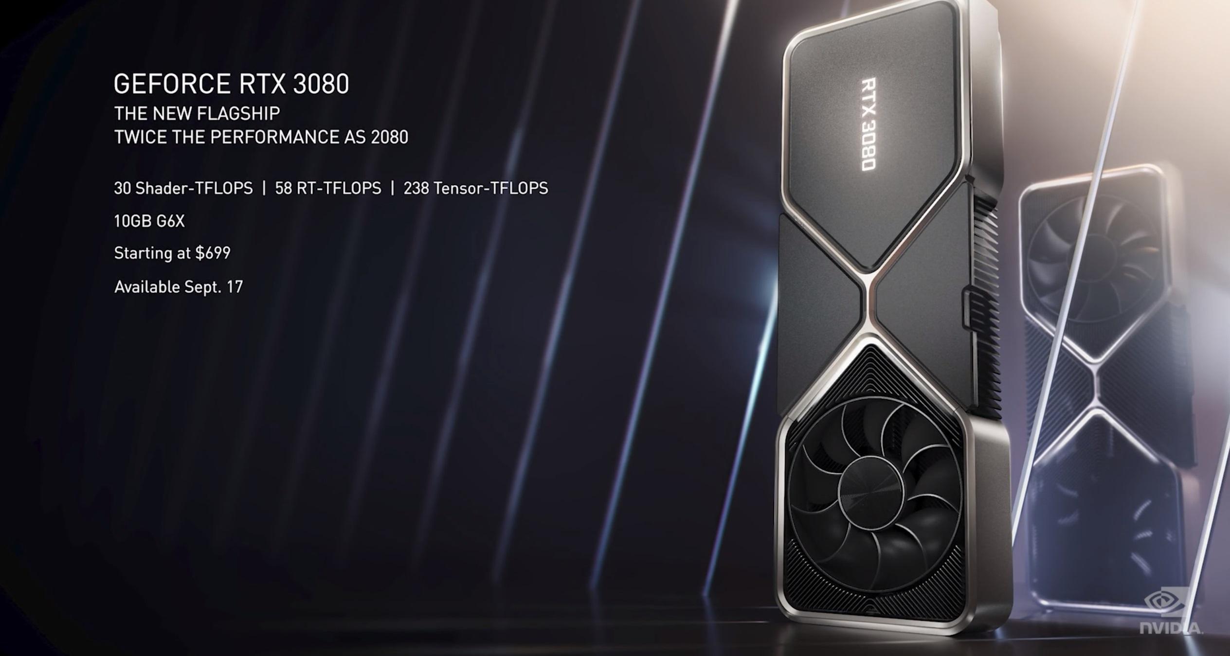 NVIDIA Ampere, trazado de rayos y resolución 8K se dan la mano en uno de los mayores saltos generacionales de la historia 59
