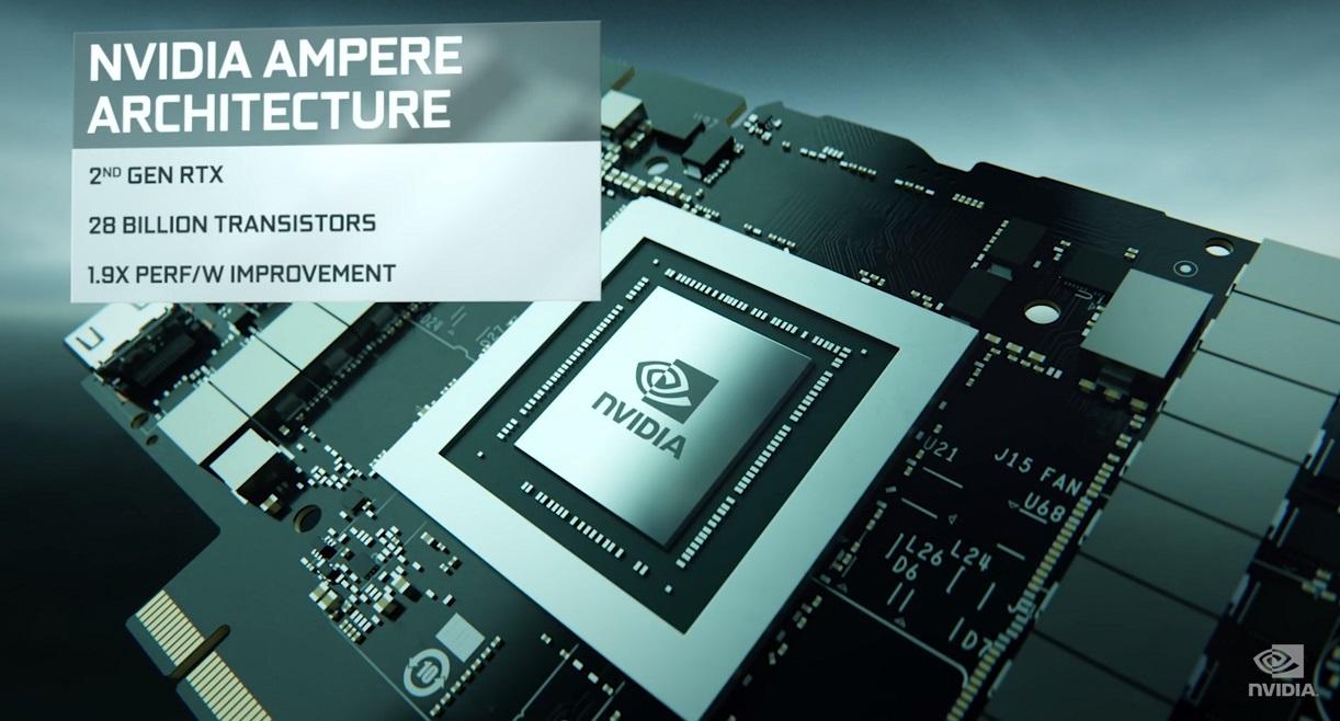 NVIDIA Ampere, trazado de rayos y resolución 8K se dan la mano en uno de los mayores saltos generacionales de la historia 40
