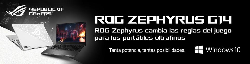 ASUS ROG Zephyrus G14 ACRNM, análisis: juega, y trabaja, con estilo 81