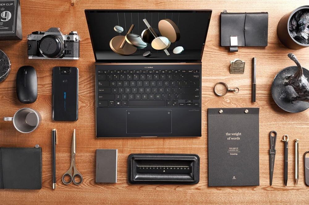 ASUS pone al día su línea ZenBook y ExpertBook con los procesadores Intel Tiger Lake 36