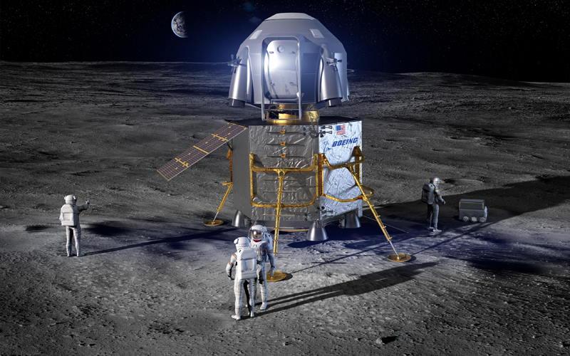 La NASA revela cómo nos llevará de regreso a la Luna en 2024 34