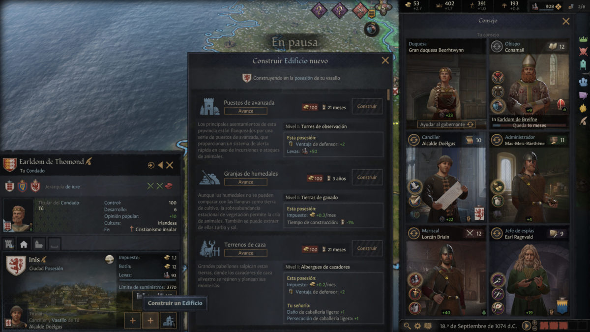 Análisis Crusader Kings 3 Review