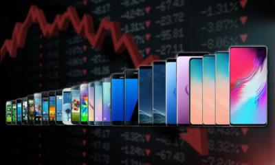 Comparativa precios smartphones