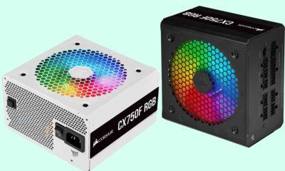Corsair CX-F RGB: el color llega a las fuentes de Corsair