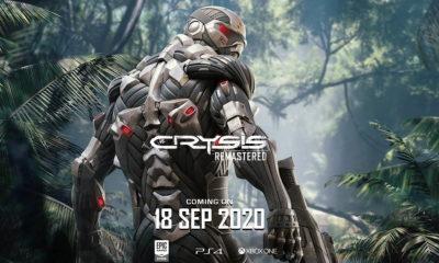 Crysis Remastered tendrá trazado de rayos en Xbox One X y PS4 Pro 57