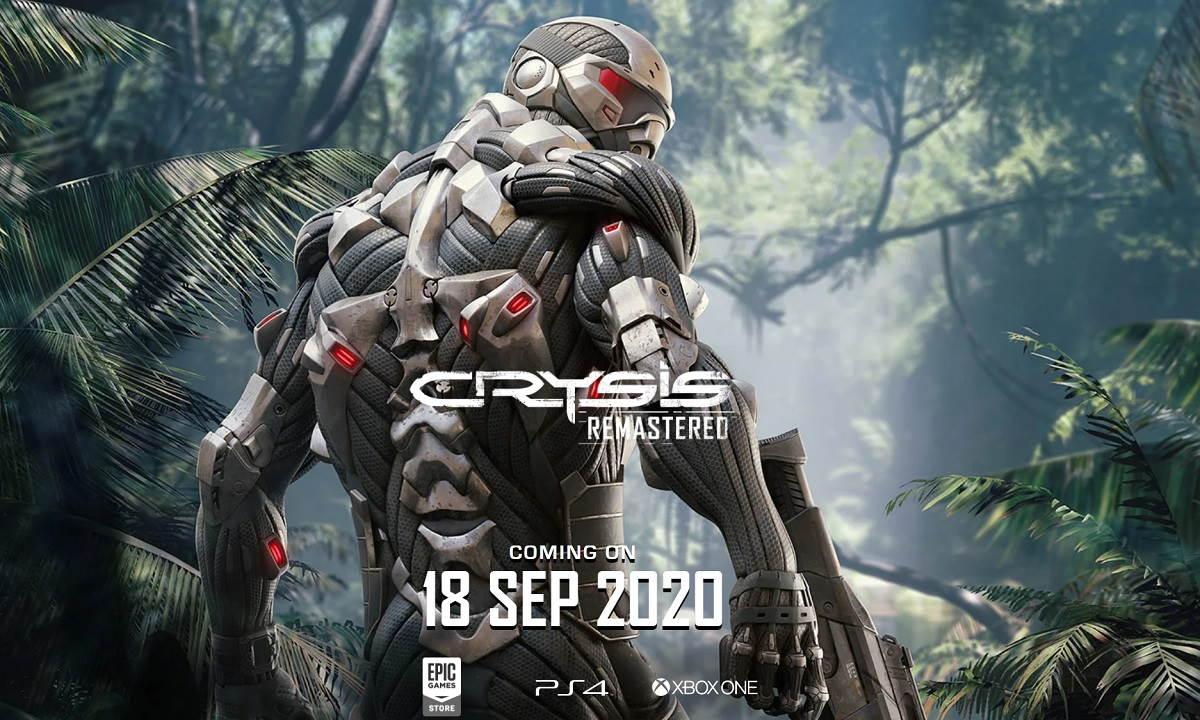 Crysis Remastered tendrá trazado de rayos en Xbox One X y PS4 Pro 29