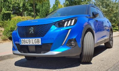 Peugeot e-2008, inexorable 20