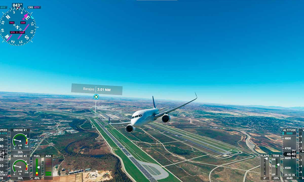 Flight Simulator rompe todos los récords de Microsoft Game Pass