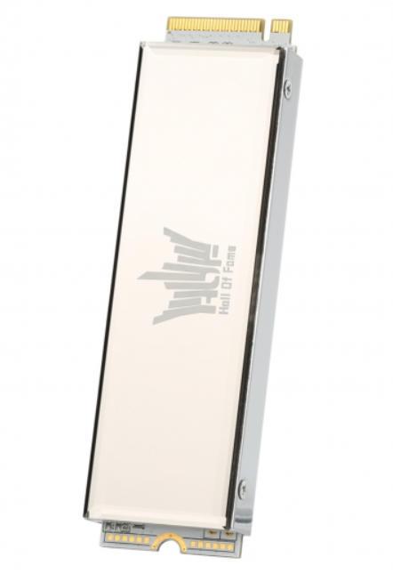 GALAX HoF Extreme, otra SSD que se une al club de los 7 GB/s 30