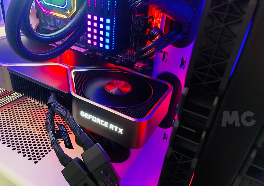GeForce RTX 3080, análisis: la consagración del trazado de rayos 123