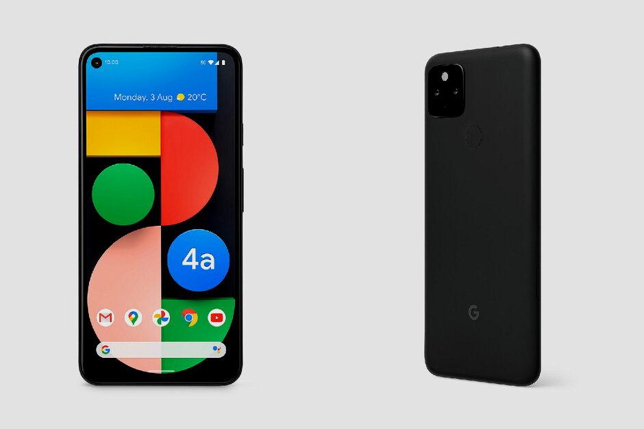 """Nuevos renders de prensa del Google Pixel 4a 5G, un gama media """"premium"""" con doble cámara 30"""