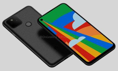 Fecha de lanzamiento y precio del Google Pixel 5, llegará acompañado del Google Pixel 4a 5G 32