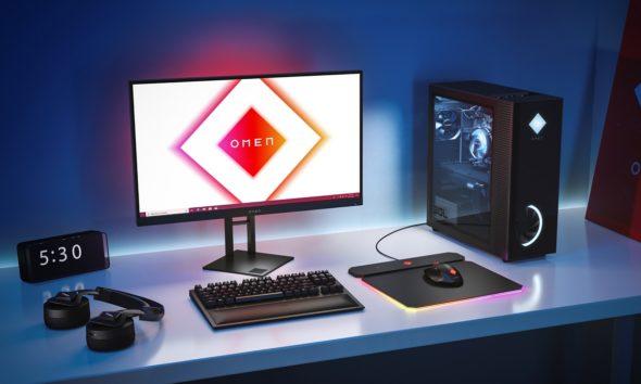 HP renueva su catálogo de accesorios y equipos OMEN: juega sin cables 125