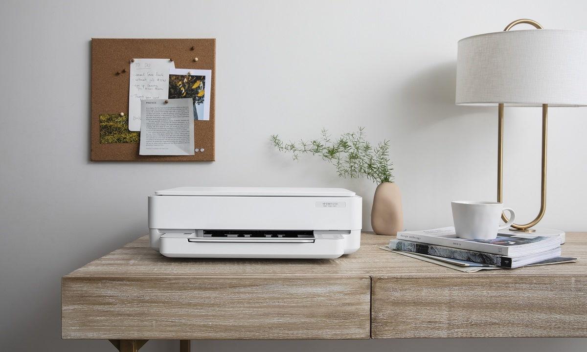 HP Envy 6000 y HP DeskJet 2700