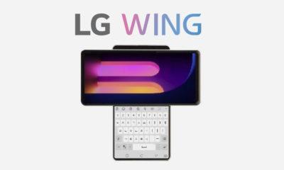 LG Wing fecha