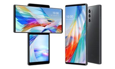 Los mejores smartphones de 2020: LG Wing