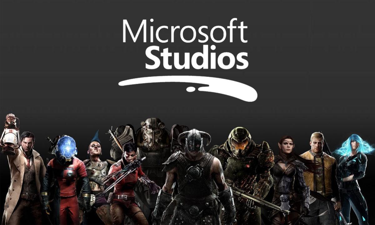Microsoft compra Zenimax Bethesda id Software
