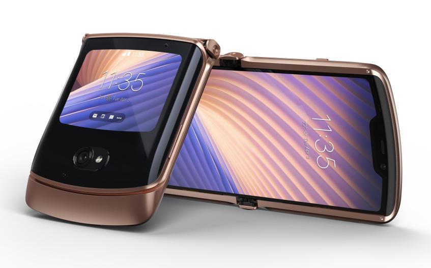 Motorola presenta el plegable Razr 2020, con 5G, mejores prestaciones, cámara y batería 32