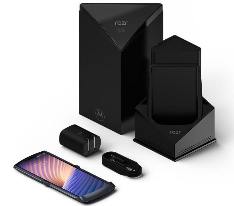 Motorola presenta el plegable Razr 2020, con 5G, mejores prestaciones, cámara y batería 39