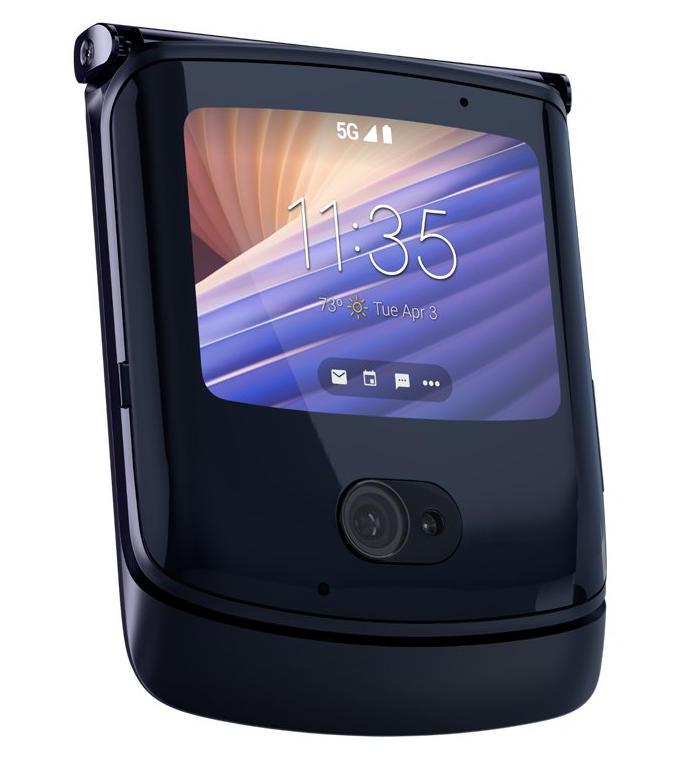 Motorola presenta el plegable Razr 2020, con 5G, mejores prestaciones, cámara y batería 34