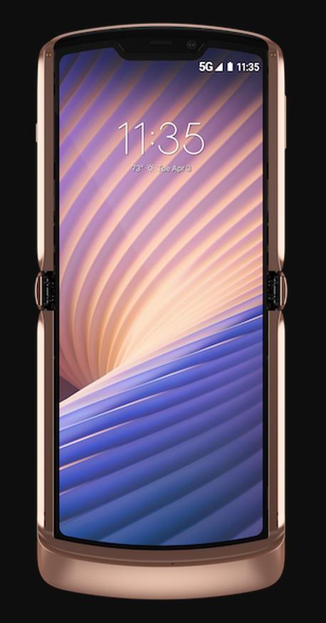Motorola presenta el plegable Razr 2020, con 5G, mejores prestaciones, cámara y batería 37